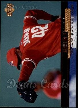 2000 Upper Deck #464  Mike Jackson