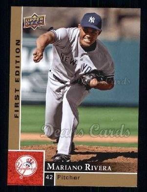 2009 Upper Deck First Edition #212  Mariano Rivera