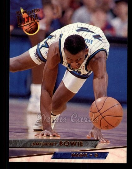 1993 Fleer Ultra #134  Anthony Bowie