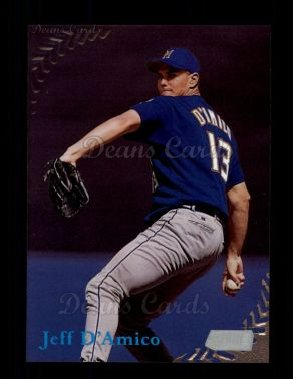 1998 Topps Stadium Club #204  Jeff D'Amico