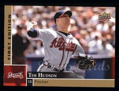 2009 Upper Deck First Edition #22  Tim Hudson