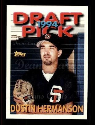 1994 Topps Traded #95 T Dustin Hermanson