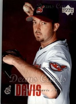 2006 Upper Deck #586  Jason Davis