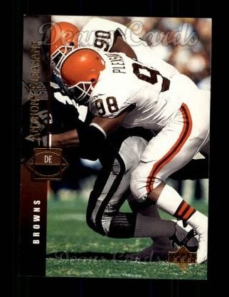 1994 Upper Deck #126  Anthony Pleasant