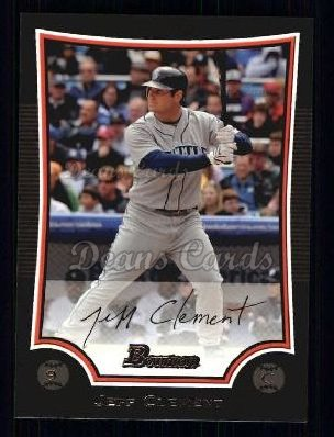 2009 Bowman #157  Jeff Clement