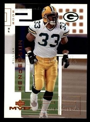 2002 Upper Deck MVP #93  William Henderson