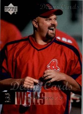 2006 Upper Deck #74  David Wells