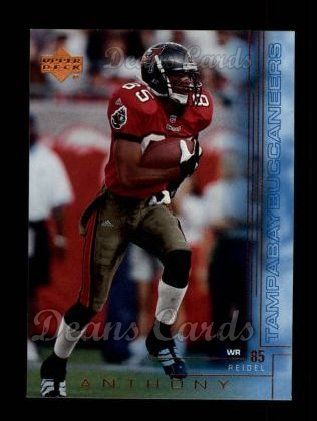 2000 Upper Deck #203  Reidel Anthony