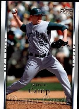 2007 Upper Deck #218  Shawn Camp