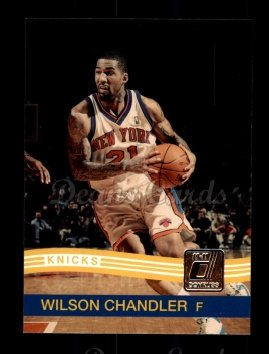 2010 Donruss #19  Wilson Chandler
