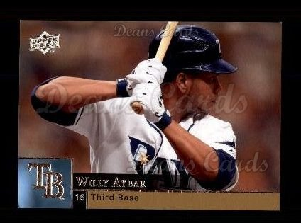 2009 Upper Deck #892  Willie Aybar