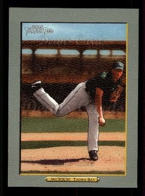 2006 Topps Turkey Red #533  Edwin Jackson