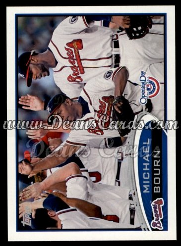 2012 Topps Opening Day #184  Michael Bourn