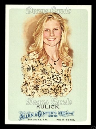 2010 Topps Allen & Ginter #9  Kelly Kulick