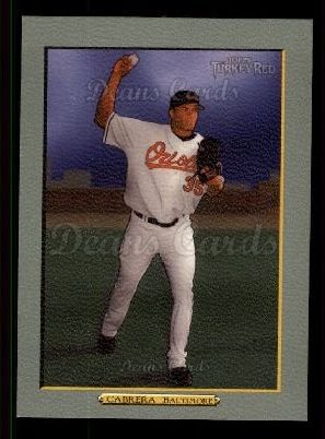 2006 Topps Turkey Red #319  Daniel Cabrera