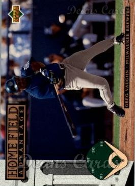1994 Upper Deck #288  Greg Vaughn