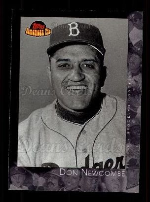 2001 Topps American Pie #104  Don Newcombe