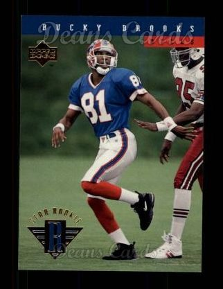 1994 Upper Deck #5  Bucky Brooks
