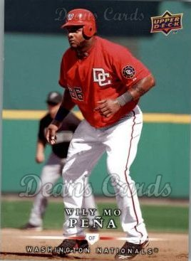 2008 Upper Deck First Edition #497  Wily Mo Pena
