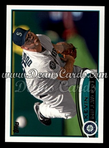 2012 Topps Update #303  Kevin Millwood