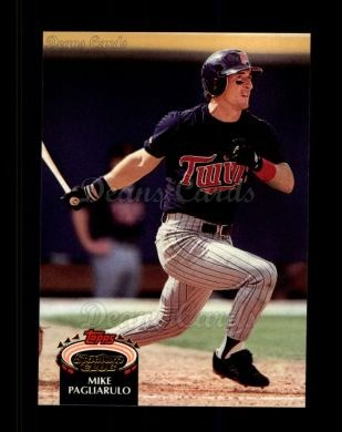 1992 Topps Stadium Club #152  Mike Pagliarulo