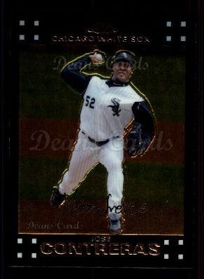 2007 Topps Chrome #206  Jose Contreras