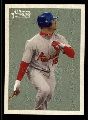 2006 Bowman Heritage #131  Jim Edmonds