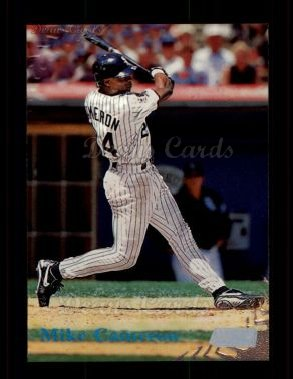 1998 Topps Stadium Club #11  Mike Cameron