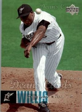 2006 Upper Deck #189  Dontrelle Willis