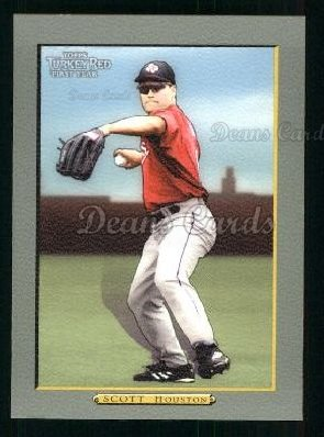 2005 Topps Turkey Red #296  Luke Scott