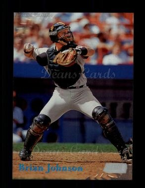 1998 Topps Stadium Club #256  Brian Johnson