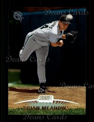 1999 Topps Stadium Club #47  Brian Meadows