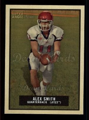 2009 Topps Magic #163  Alex Smith