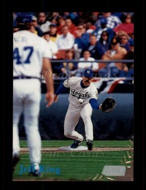 1998 Topps Stadium Club #36  Jeff King