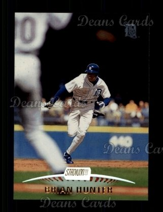 1999 Topps Stadium Club #29  Brian Hunter
