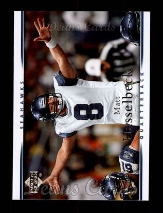 2007 Upper Deck #170  Matt Hasselbeck