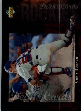 1994 Upper Deck #29  Chris Turner