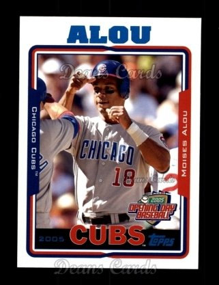 2005 Topps Opening Day #84  Moises Alou