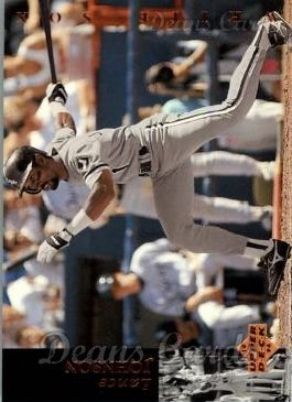 1994 Upper Deck #118  Lance Johnson