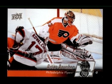 2010 Upper Deck #61  Brian Boucher