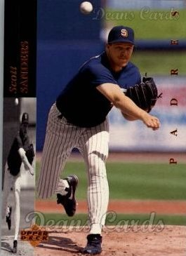 1994 Upper Deck #362  Scott Sanders