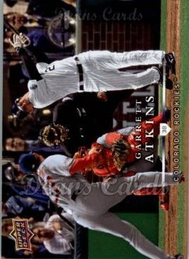 2008 Upper Deck First Edition #350  Garrett Atkins