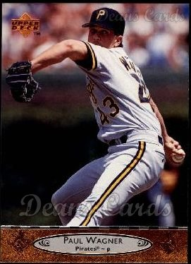 1996 Upper Deck #438  Paul Wagner