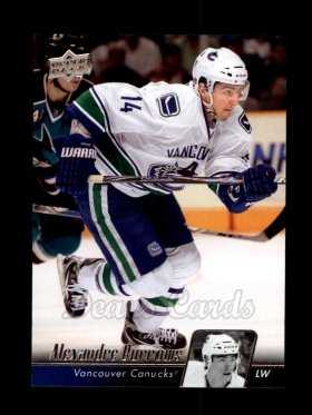 2010 Upper Deck #9  Alexandre Burrows