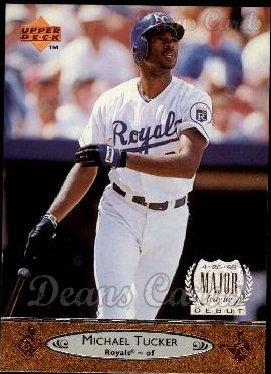 1996 Upper Deck #89  Michael Tucker