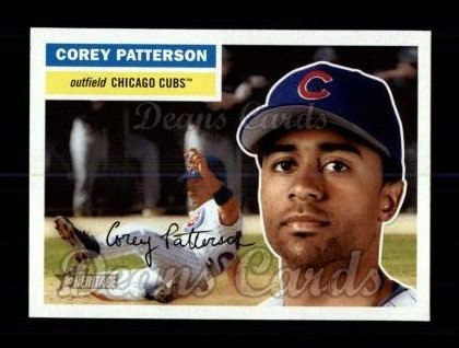 2005 Topps Heritage #327  Corey Patterson