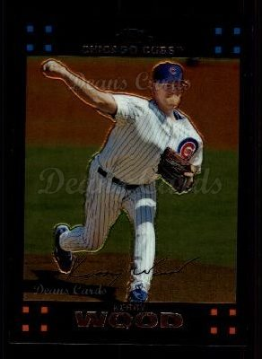 2007 Topps Chrome #197  Kerry Wood