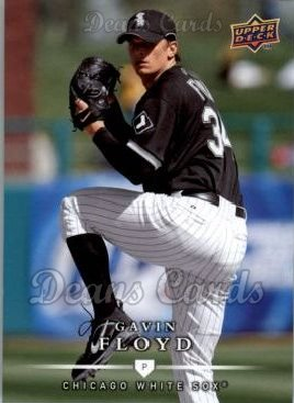 2008 Upper Deck First Edition #330  Gavin Floyd
