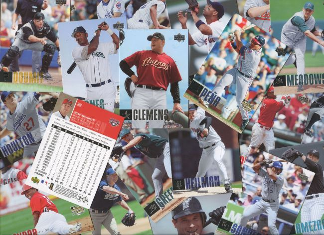 2006 Upper Deck     Baseball Complete Master Set