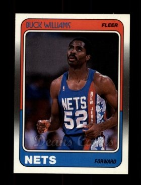 1988 Fleer #79  Buck Williams